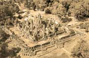Bayon from the Sky